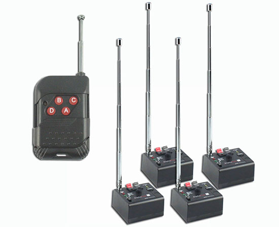 Collectibles 8th Version Other Stage Lighting & Effects 2000m Distributed Fireworks Wireless Firing System Alphafire X12ql