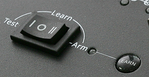 3 Position Switch & Leaning Button of the MS32Q Firework Firing Systems