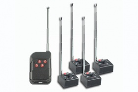 4 Cue Distributed Wireless Firing System AlphaFire 4Q (6th Version)