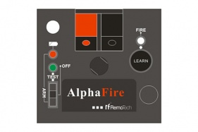 The firing system module of AlphaFire, module number RF1A (6th Version)