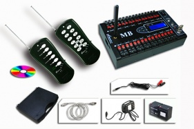 32 Cue Programmable Fireworks Firing System MB32Q+