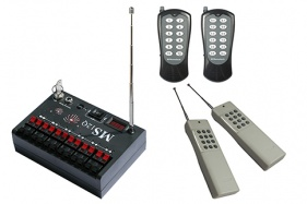 12 cue Wireless Fireworks Firing System MS12Q Series